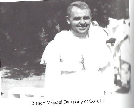 History of Catholic Diocese of Sokoto Bishop Dempsey.jpg