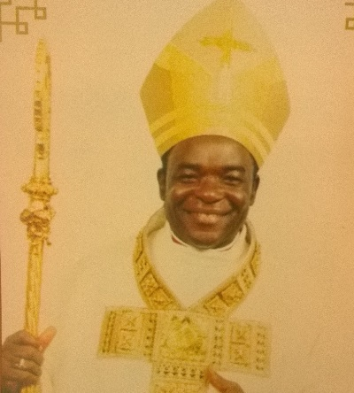 History of Catholic Diocese of Sokoto bishop kukah.jpg