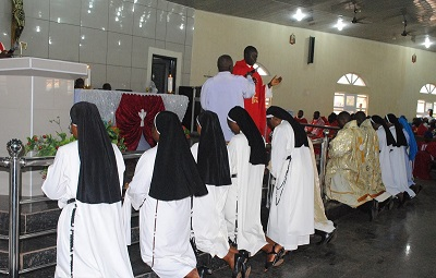Vocation, Consecrated Life Catholic Diocese of Sokoto
