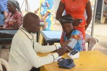 CMDAN partners Sokoto Diocese on Free Medical Outreach