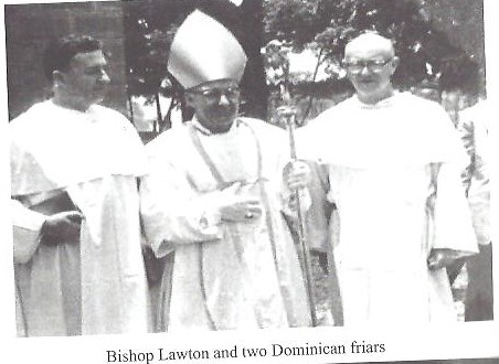 History of Catholic Diocese of Sokoto bishop lawton.jpg