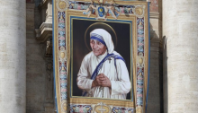 'Saint' Mother Teresa