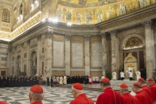 Pope Francis names 17 new cardinals